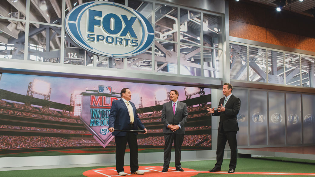 A Change for 2017, Joining the Texas Rangers Broadcast Team